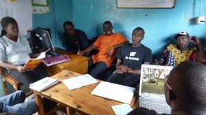 LDI-korraldusmeeskond