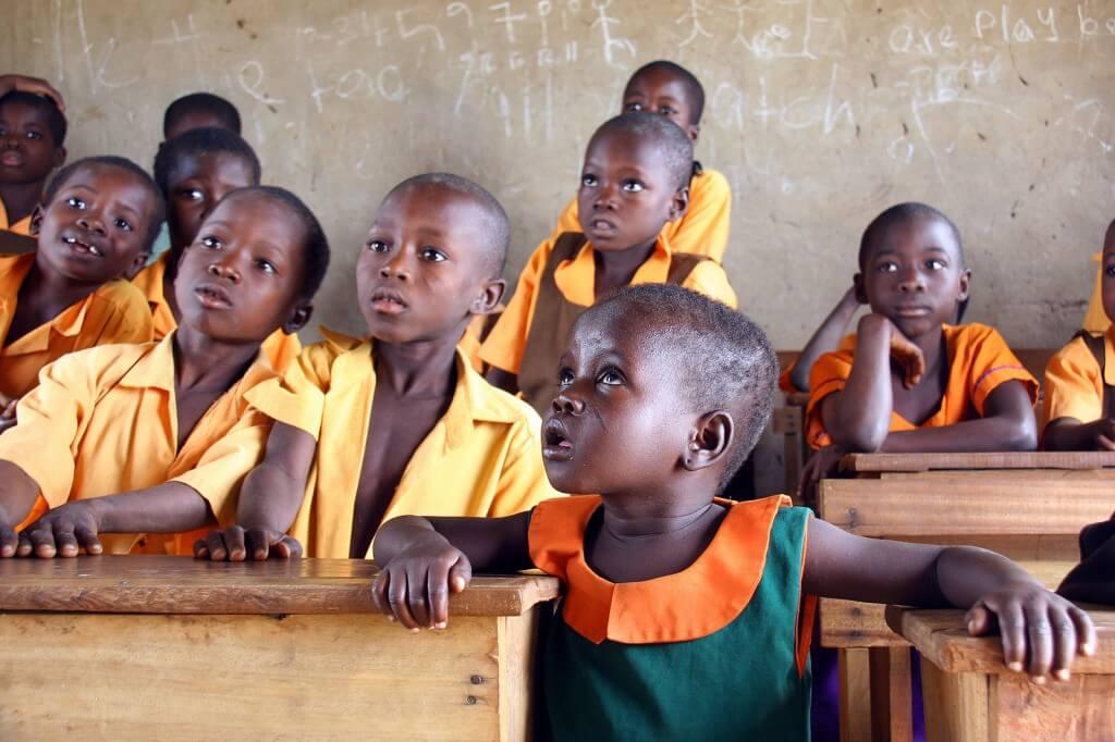 Gorugi kool Põhja-Ghanas. Foto: Irita Raismaa