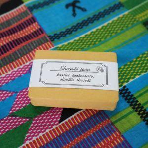 Sheavõi seep Shea butter soap Mondo