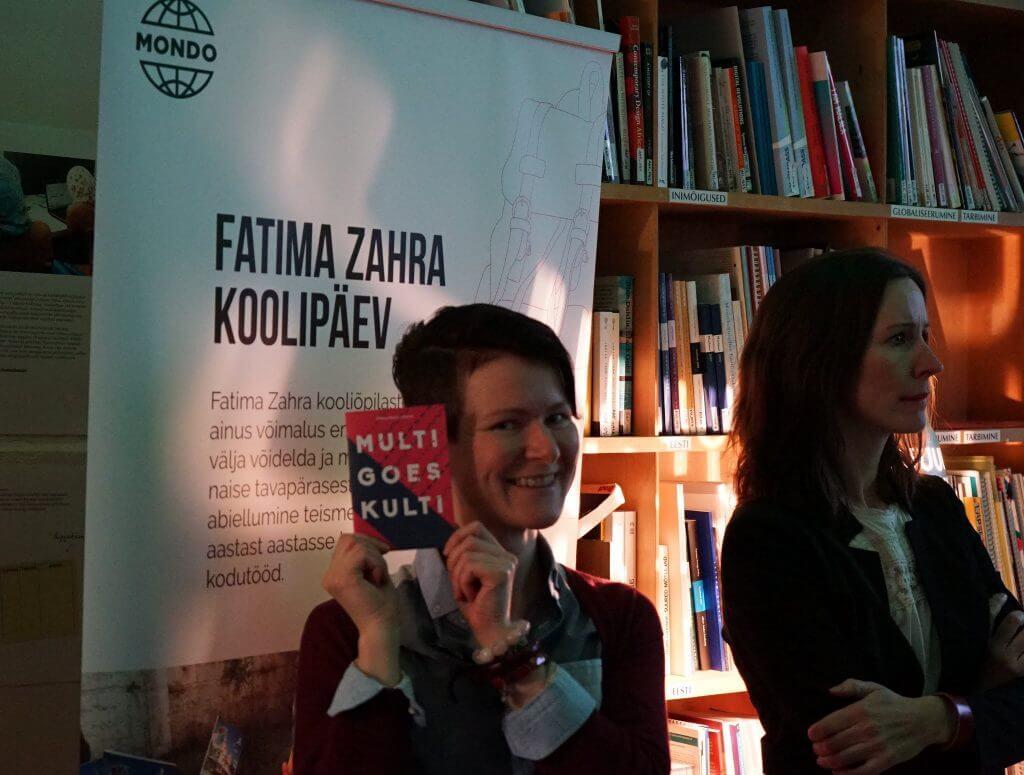 Fatima Zahra heaks TMW