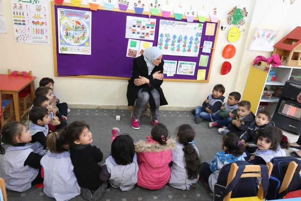 Liibanon Süüria pagulaslapsed hariduskeskus Mondo