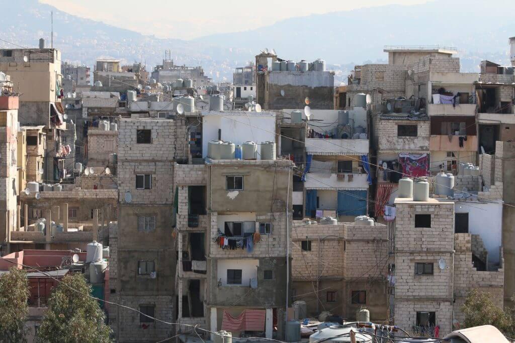 Liibanon slumm Süüria põgenikud Mondo