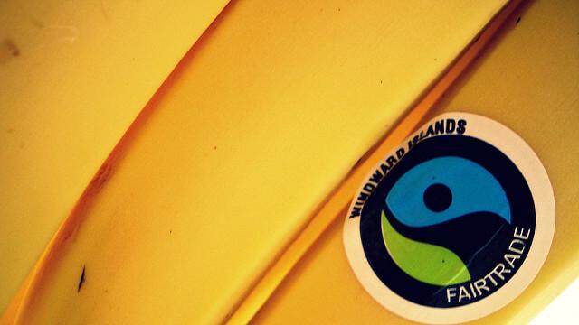 Fair Trade banaan Mondo