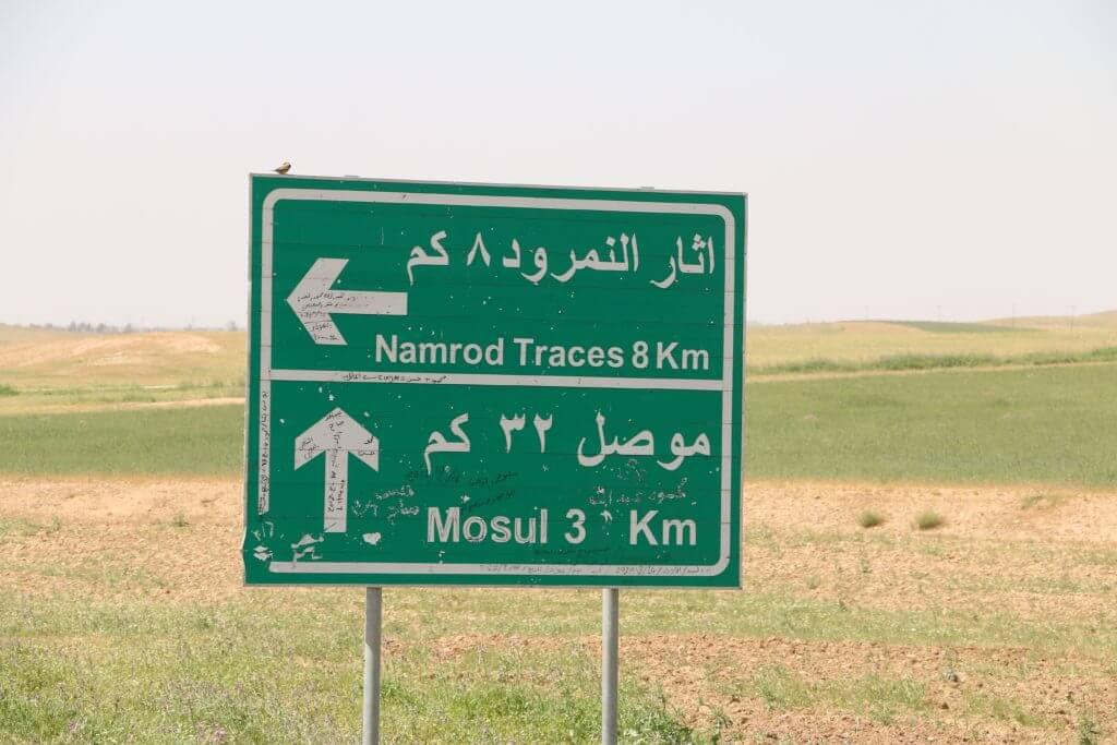 Hille Hanso Iraak Mosul Mondo