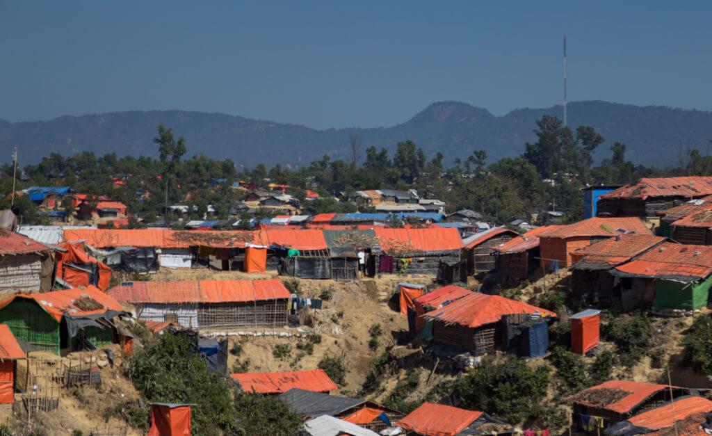 Põgenikelaager Bangladesh Mondo
