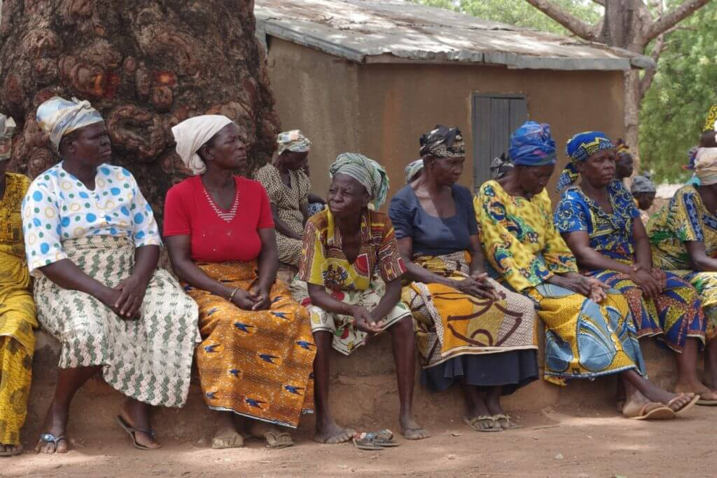 Ghana naised Mondo Akadeemia