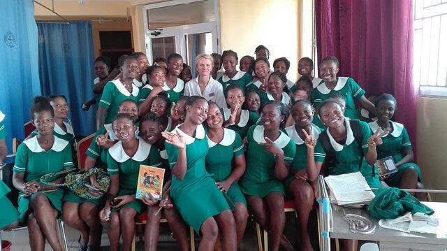vabatahtlikuks Aafrikasse Mondo