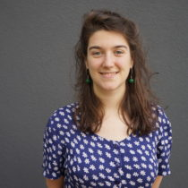 Vabatahtlik Audrey Mussat Ukrainas