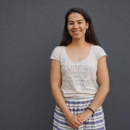 jasmine sander Mondo vabatahtlik Ghanas