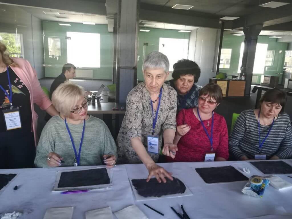 ukraina koolitus jarõna ilo mondo