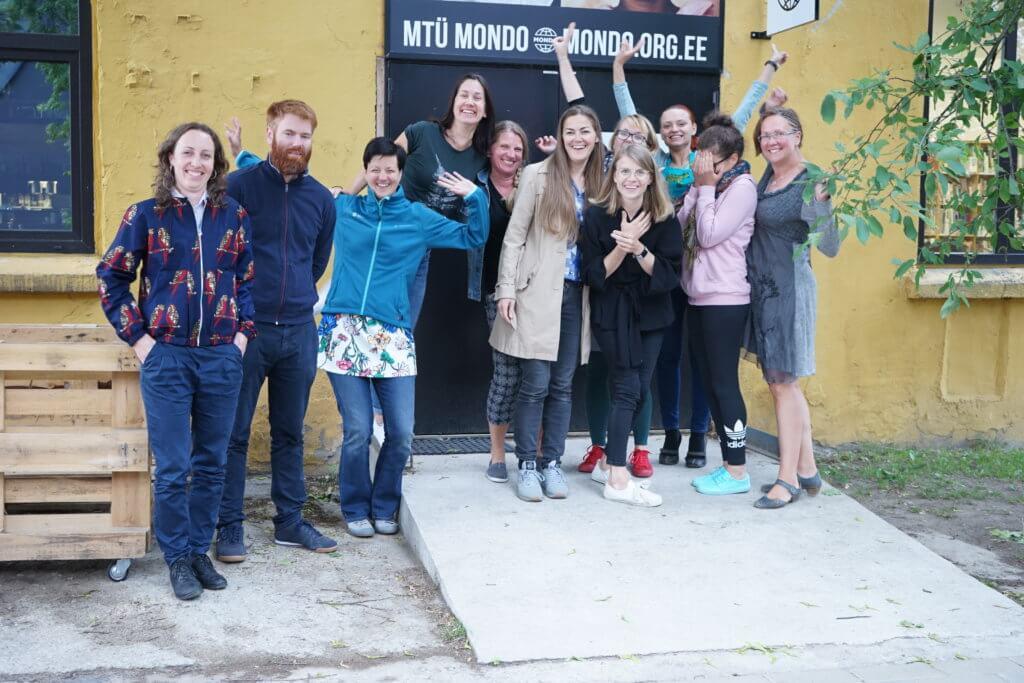 Mondo töötajad 2018