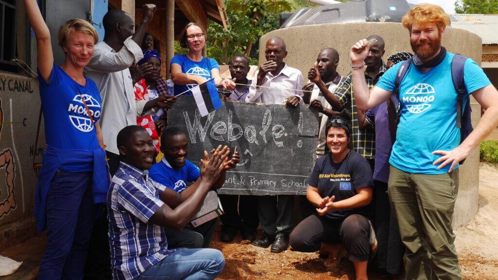 Mondo tegevused Ugandas