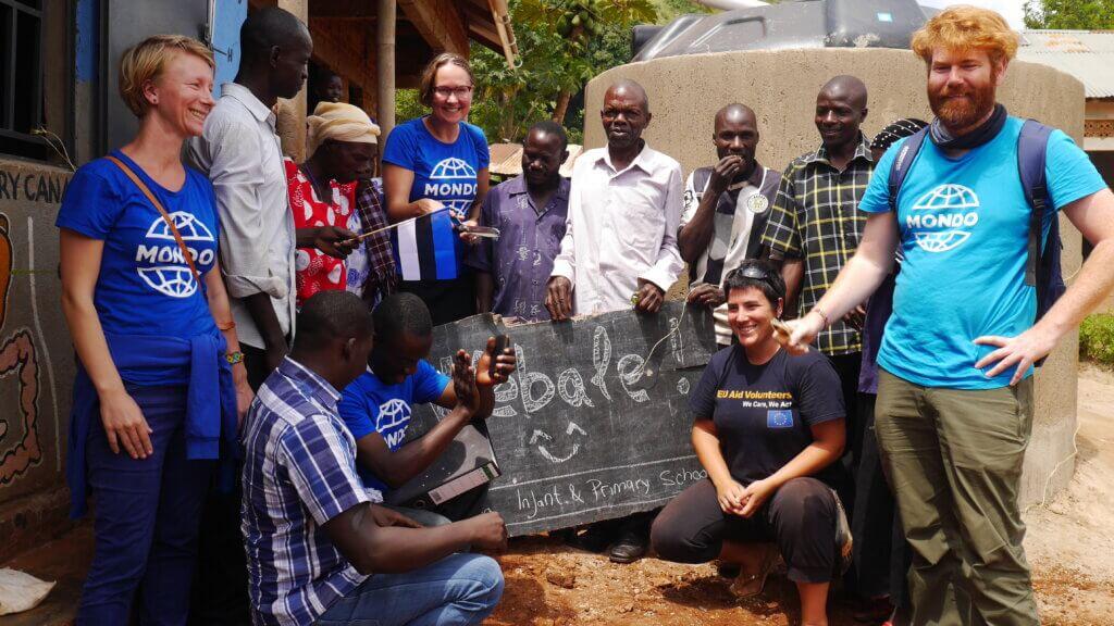 Uganda, Kikooba veetünn