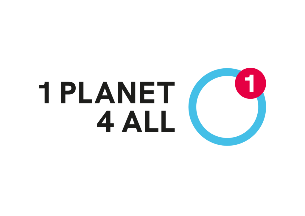 1P4A 1Planet4All logo