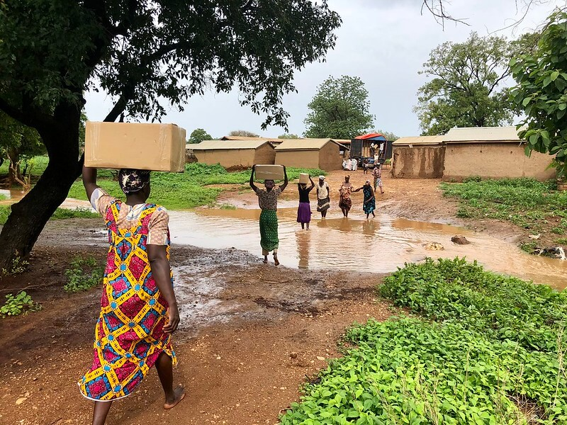 Ghana Kongo küla Foto: MTÜ Mondo / Jasmin Sander