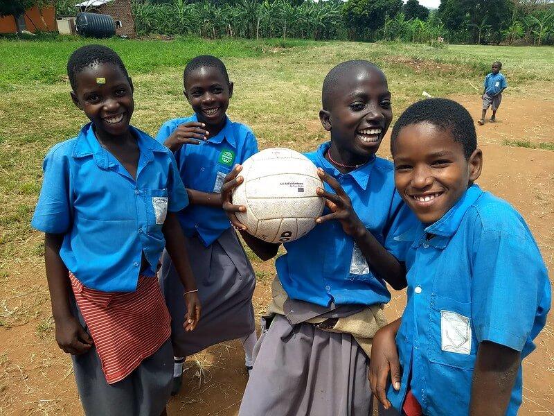 Kikooba Uganda jalgpall