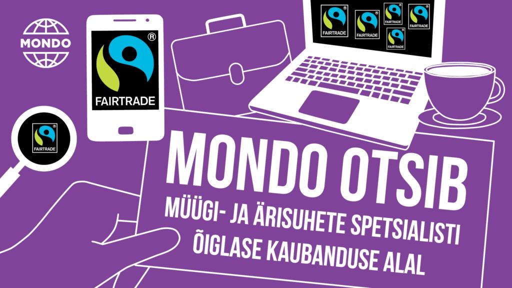 Mondo töökuulutus, müügispetsialist