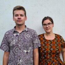 Vabatahtlikud Marten ja Margit