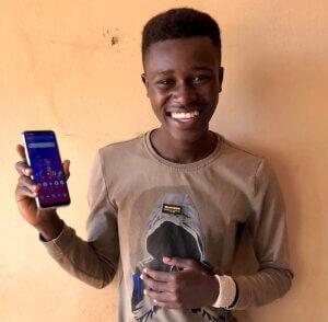 Joseph Uganda digipädevus